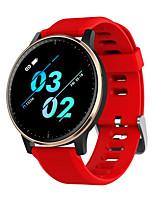 Недорогие -Q20 Smart Watch BT Поддержка фитнес-трекер уведомлять / монитор сердечного ритма Спорт SmartWatch совместимые телефоны IOS / Android