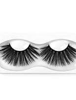 Недорогие -Neitsi одна пара наращивание ресниц накладные ресницы черные синтетические волокна ресницы наращивание глаз макияж dl014