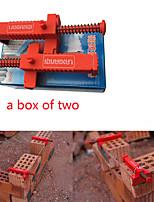 Недорогие -Фиксатор инструмента кладки ящика провода 1pair для строить