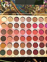 Недорогие -48 цветов кремовые тени для век паллет блеск макияж матовые тени для век с высокой пигментацией палитра maquillage paleta de sombra