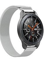 Недорогие -20/22 мм миланский сетчатый магнитный ремешок на запястье для Samsung Galaxy Watch 42/46 мм