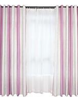 Недорогие -Современный 1 панель Занавес Девочки   Curtains