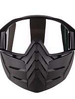 Недорогие -очки для мотокросса очки маска для лица с отстёгивающимся ртом мотоцикла