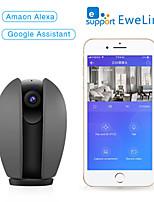 Недорогие -Беспроводная камера ewelink HD Wi-Fi Интеллектуальный мониторинг безопасности PTZ 2-мегапиксельной обнаружения мобильного ночного видения