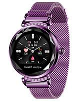 Недорогие -h2 smart watch bt фитнес-трекер поддержка уведомлений / монитор сердечного ритма / водонепроницаемый smartwatch совместимые телефоны ios / android