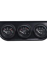 Недорогие -Температура масла давления масла давления гонок автомобиля 12v в 1 датчике прибора метра autos