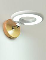 Недорогие -бра бра настенный светильник регулируемый прекрасный современный современный / нордический стиль настенные светильники&усилитель; бра / поворотный светильник спальня / кабинет / офисный