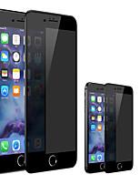 Недорогие -защитная пленка для iphone 6 / 6s / 6s plus / 7 / 7plus / 8/8 plus конфиденциальность антишпионское закаленное стекло 1 шт передняя защитная пленка высокого разрешения (hd) / твердость 9 ч