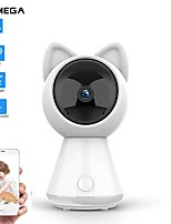 Недорогие -Inqmega 1080p HD облако Wi-Fi камера интеллектуальная автоматическая слежение кошка кошка IP-камера беспроводная домашняя камера безопасности ночного видения