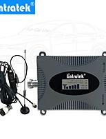 Недорогие -усилитель использования автомобиля lintratek 3 г 2100 МГц, полоса 1 Umts, сотовый телефон, усилитель сигнала 3 г, антенна для использования в автомобиле