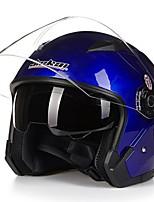 Недорогие -мотоциклетный шлем с открытым лицом capacete мотоциклетный шлем в винтажном стиле