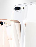 Недорогие -задняя защитная пленка для iphone 6 / 6s / 6s plus / 7/7 plus / 8/8 plus высокой четкости (hd) задняя защитная крышка 1 шт. закаленное стекло