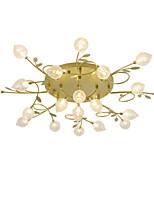 Недорогие -JSGYlights Оригинальные Потолочные светильники Рассеянное освещение Окрашенные отделки Металл Стекло Новый дизайн общий