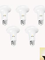 Недорогие -EXUP® 5 шт. 12 W Точечное LED освещение 1080 lm E26 / E27 R80 14 Светодиодные бусины SMD 2835 Декоративная Тёплый белый Холодный белый 220-240 V