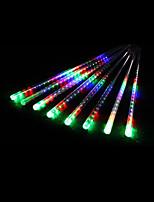 Недорогие -BRELONG® 0.3м Гирлянды 8 светодиоды RGB Творчество / Для вечеринок / Декоративная 220 V / 110-120 V 1шт