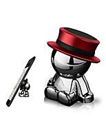 Недорогие -360-градусный поворотный держатель телефона автомобильные ремесла держатель телефона hat-men подставка для мобильного телефона многофункциональный творческий мобильный аксессуар