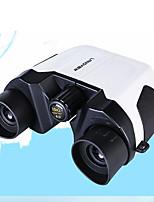 Недорогие -мерцающий зрительный бинокль 10x22 портативный полностью оптический высокой четкости HD