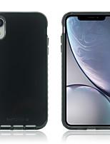 Недорогие -Кейс для Назначение Apple iPhone XS / iPhone XR / iPhone XS Max Защита от удара Кейс на заднюю панель Полосы / волосы ТПУ