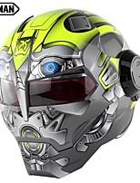 Недорогие -мода стиль анфас мотоциклетный шлем уникальный винтаж ретро гонщик защитник головы мото шлем