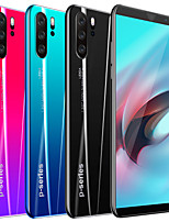 """Недорогие -P33 Pro 5.8 дюймовый """" 3G смартфоны ( 1GB + 16Гб 16 mp MediaTek MT6592 4000 mAh mAh )"""