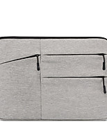 """Недорогие -12 """"Ноутбук / 13 """"Ноутбук / 14-дюймовый ноутбук Рукав Полиэстер Сплошной цвет Унисекс Водостойкий"""