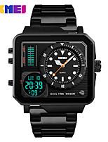 Недорогие -Skmei 1392 открытый моды ночник спортивные многофункциональные индивидуальные водонепроницаемые электронные часы