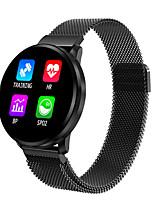 Недорогие -cf68 smart watch bt фитнес-трекер поддержка уведомить&совместимый монитор сердечного ритма Samsung / Android телефонов / Iphone