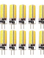 Недорогие -10 шт. 3 W LED лампы типа Корн 170-200 lm GY6.35 72 Светодиодные бусины SMD 5730 Новый дизайн Декоративная Милый Тёплый белый Холодный белый 12-24 V