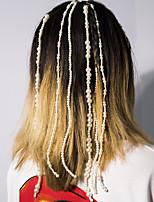 Недорогие -Жен. лакомство модный Мода Искусственный жемчуг Заколки для волос Для вечеринок Школа