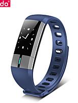 Недорогие -G19 смарт-браслет Bt фитнес-трекер поддержка уведомлять / артериальное давление / монитор сердечного ритма водонепроницаемый SmartWatch совместимый IOS / Android телефоны
