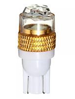 Недорогие -T10 W5W 5630 светодиодный автомобиль клин боковой свет 2 smd белый 6000 К 168 194 12 В