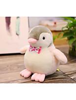 Недорогие -Пингвин Мягкие и плюшевые игрушки Товары для офиса обожаемый удобный 70% акрил / 30% хлопок Полиэстер / хлопок Фланель Все Игрушки Подарок 1 pcs