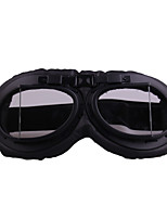 Недорогие -старинные очки мотоцикла пилот открытый очки анти-шок анти - песок очки кадр colortransparent