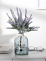 Недорогие -Искусственные Цветы 1 Филиал Классический Modern Вечные цветы Букеты на стол