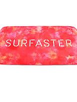 Недорогие -Высшее качество Пляжное полотенце, Цветочные / ботанический Специальный материал 1 pcs