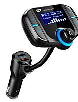 Недорогие -Автомобильный mp3-плеер Bluetooth с большим экраном двойной USB прикуривателя FM-передатчик