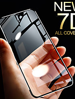 Недорогие -7d закаленное стекло из алюминиевого сплава для iphone 6 6s 7 8 плюс защитная пленка на весь экран для iphone x 8 5 se 5s стекло