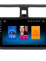 Недорогие -10,2-дюймовый автомобильный GPS-навигатор автомобильный DVD-плеер Android 8,0 1 DIN 4 ГБ 32 ГБ для Suzuki Swift 2005-10
