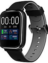 Недорогие -Смарт Часы Цифровой Современный Спортивные силиконовый 30 m Защита от влаги Пульсомер Bluetooth Цифровой На каждый день На открытом воздухе - Черный / серый Черный / Красный Оранжевый
