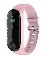 Недорогие -Умный браслет y10 bt фитнес-трекер поддержка уведомлений / GPS / монитор сердечного ритма водонепроницаемый SmartWatch совместимый IOS / Android телефонов