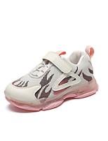 Недорогие -Мальчики / Девочки Удобная обувь Сетка Спортивная обувь Маленькие дети (4-7 лет) Черный / Розовый Лето