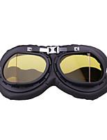 Недорогие -уникальные старинные мотоциклетные очки мотокросс пилот верхом очки для наружного кадра