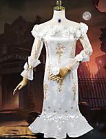 Недорогие -Вдохновлен Идентичность V Косплей Аниме Косплэй костюмы Японский Косплей Костюмы Платье / Рукава / Кольца Назначение Жен.