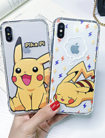 cheap -Shockproof TPU Cartoon Case for Apple iPhone 11 Pro Max X XR XS Max 8 Plus 7 Plus 6 Plus SE Back Cover