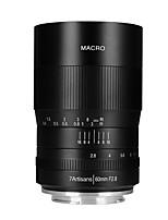 Недорогие -7Artisans Объективы для камер 7Artisans 60mmF2.8-TforФотоаппарат