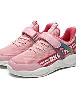 Недорогие -Девочки Удобная обувь Сетка Спортивная обувь Маленькие дети (4-7 лет) Лиловый / Красный / Розовый Лето
