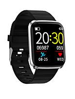 Недорогие -Kimlink 116pro Мужчина женщина Смарт Часы Android iOS Bluetooth Водонепроницаемый Сенсорный экран Пульсомер Измерение кровяного давления Спорт