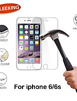 Недорогие -защитное стекло для iphone 6s закаленное стекло для протектора экрана iphone6 / 6s на пленке из закаленного стекла 9h hd