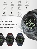 Недорогие -Pr1 умные часы из нержавеющей стали BT фитнес-трекер поддержка уведомлять спорт на открытом воздухе Bluetooth SmartWatch совместимые телефоны Samsung / Android