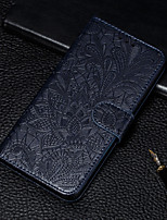 cheap -Case For Samsung Galaxy S10E / S10 Plus / S10 Wallet / Card Holder / with Stand Full Body Cases Flower PU Leather for S9 / S9 Plus / S10 / S10E / S10 Plus